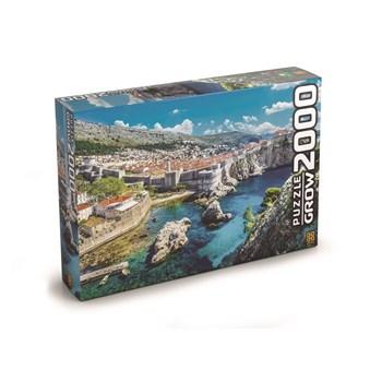 QUEBRA CABEÇA 2000 PEÇAS DUBROVNIK - GROW