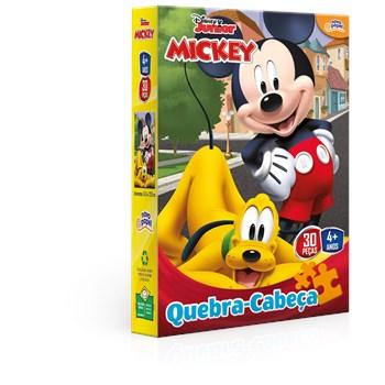 QUEBRA CABEÇA 30 PÇS MICKEY - TOYSTER 8021