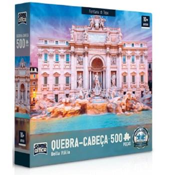 QUEBRA CABEÇA 500 PEÇAS BELLA ITÁLIA - TOYSTER