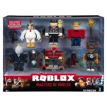 ROBLOX PACK COM 6 FIGURAS CELEBRITY - SUNNY 2214