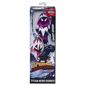 SPIDER MAN FIGURA  TITAN MAX GHOST SPIDER  - HASBRO E8686