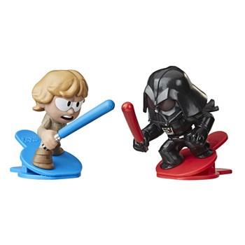 Star Wars Battle Bobblers Vader VS Luke - Hasbro E8026
