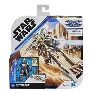 Star Wars Fleet Mandalorian The Madalorian - Hasbro E9678