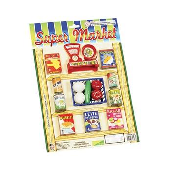 SUPER MARKET - PICA PAU 593