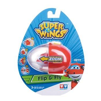 SUPER WINGS JETT FLIP E FLY DIVIRTA SE - FUN F00418