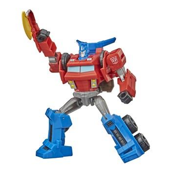 Transformers Cyberverse Warrior  Optimus Prime-Hasbro EE7090