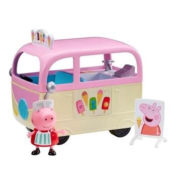 VEÍCULO DA PEPPA PIG CARRO DE SORVETE ROSA - SUNNY 2307